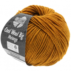 Cool Wool Big Uni und Melange Wolle Lana Grossa
