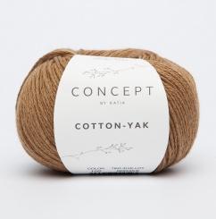 Cotton Yak Wolle von Katia