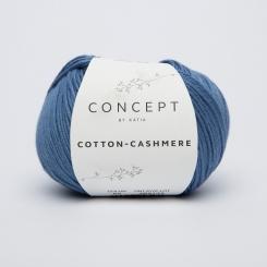 Cotton Cashmere Wolle von Katia 65 Jeans