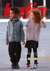Kinder - Anleitungsheft Nr. 87 von Katia