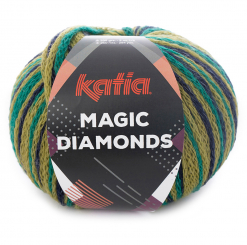 Magic Diamonds Wolle Katia
