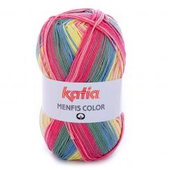 Menfis Color Wolle von Katia