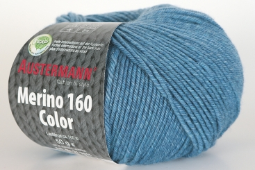 Merino 160 Color Wolle Austermann