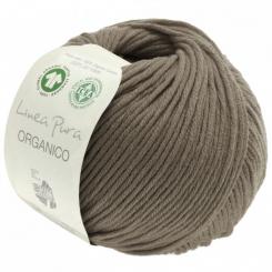 Organico Wolle Lana Grossa 0003 taupe