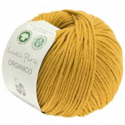 Organico Wolle Lana Grossa 0119 maisgelb