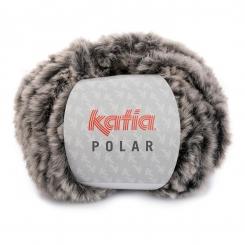 Polar Wolle Katia 85 GRIS