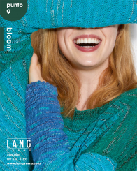 Anleitungsheft Punto 9 Bloom Lang Yarns