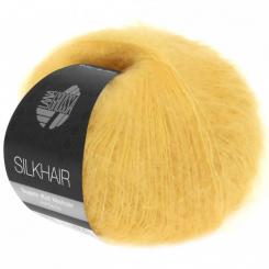 Silkhair Uni und Melange Wolle Lana Grossa