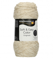 Soft & Easy Color Wolle Schachenmayr