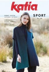 Sport Nr. 94 Anleitungsheft von Katia