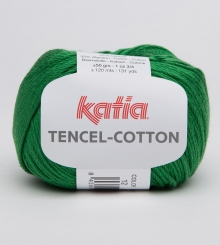 Tencel Cotton Wolle von Katia