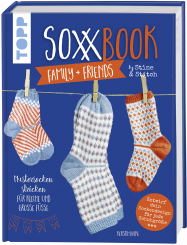 Soxx Book Family + Frends von Topp
