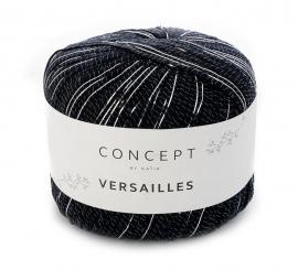 Versailles Wolle von Katia 93 NEGRO