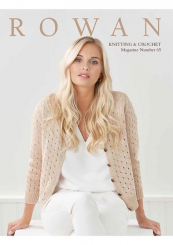 Rowan Magazine 65 Knitting & Crochet