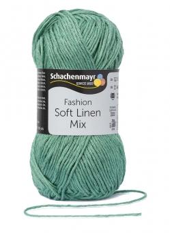Soft Linen Mix Schachenmayr 00071 meergrün