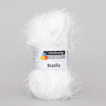 Brazilia Wolle Schachenmayr 01 weiß