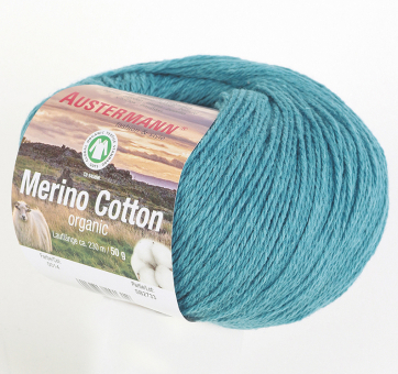 Merino Cotton Wolle Austermann