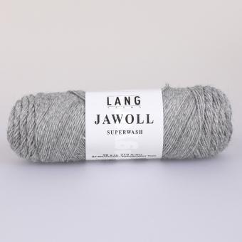 Jawoll Sockenwolle Lang Yarns 005 GRAU MÉLANGE