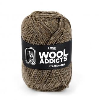 Love Wooladdicts Lang Yarns 96 SAND