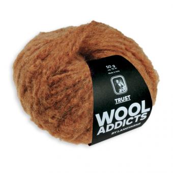 Trust Wooladdicts Lang Yarns 15 AMBER MÉLANGE