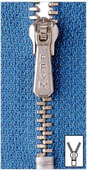 Metall Reißverschlüsse M1 6-12cm 009 weiß | 8 cm