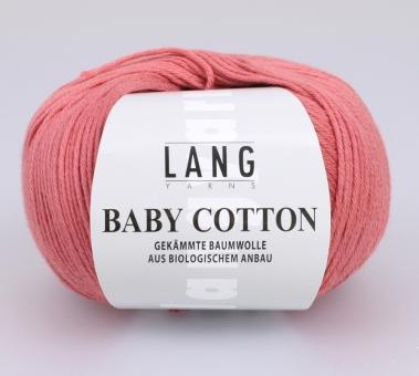 Baby Cotton Lang Yarns 048 ALTROSA