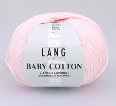 Baby Cotton Lang Yarns 109 ROSA