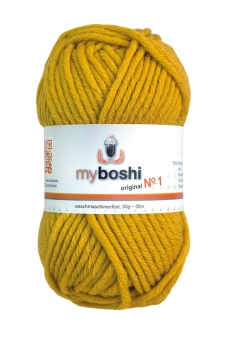 Myboshi Wolle No 1 112 senf
