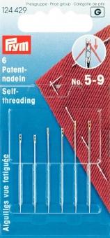 Patentnadeln