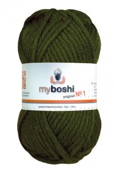 Myboshi Wolle No 1 129 jagdgrün