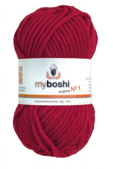 Myboshi Wolle No 1 134 chilirot