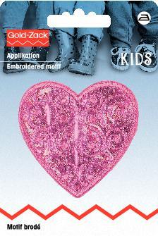 Applikation Herz