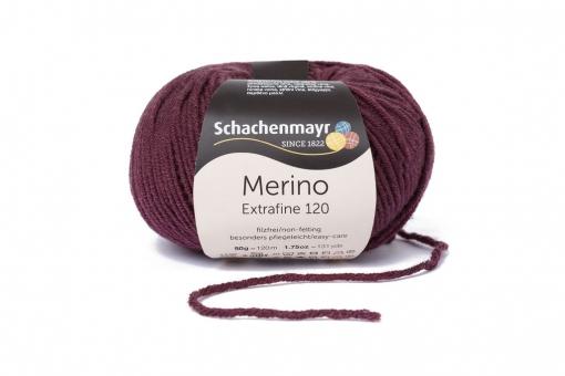 Merino Extrafine 120 Schachenmayr 00144 feige