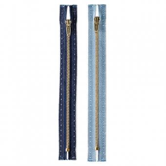 Jeans Reißverschlüsse M8