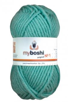 Myboshi Wolle No 1 158 meerblau