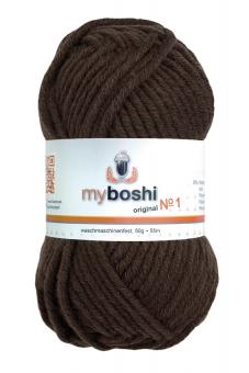 Myboshi Wolle No 1 174 kakao