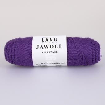 Jawoll Sockenwolle Lang Yarns 190 VIOLETT