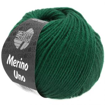 Merino Uno Lana Grossa 22 Flaschengrün