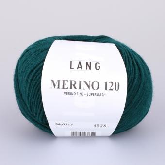 Merino 120 Wolle Lang Yarns