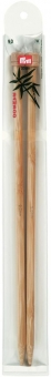 Jackenstricknadeln Bambus 33cm x 9mm
