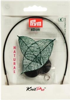 Knit Pro Kunststoffseile 40 cm