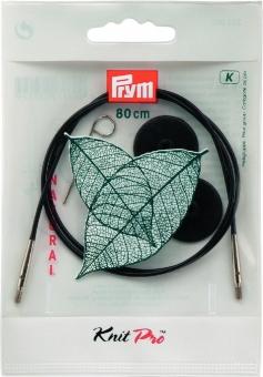 Knit Pro Kunststoffseile 80 cm