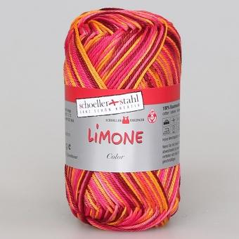 Limone Color Schoeller Stahl 236 sunrise