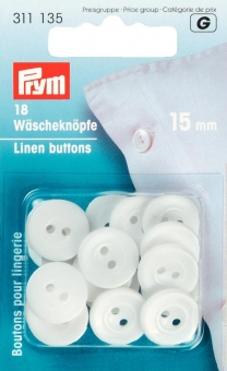 Wäscheknöpfe Kunststoff