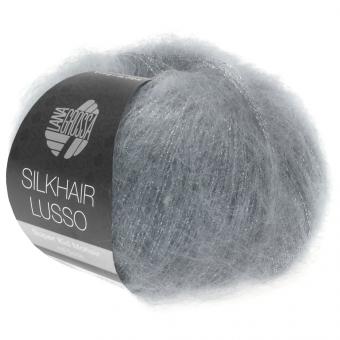 Silkhair Lusso Lana Grossa 910 Grau