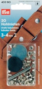 Hohlnieten 7,5 mm