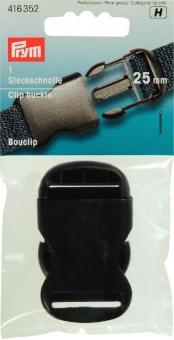 Steckschnalle 25mm