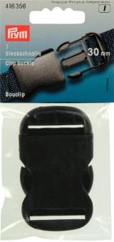 Steckschnalle 30mm