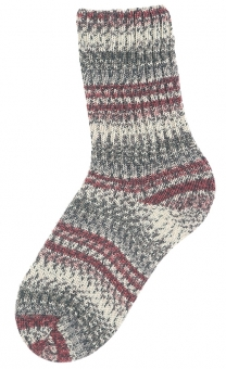 Step 4-fädig Color 100g Sockenwolle Austermann 043 taiga