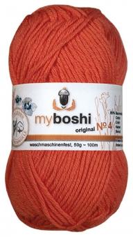 Myboshi Wolle No 4 430 koralle
